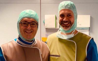 Hospitation bei Prof. Dr. med. Dr. phil. Victor Valderrabano